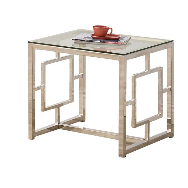 Danberry End Table by Willa Arlo Interiors