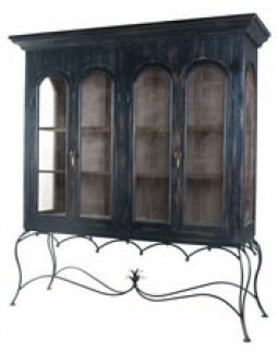 Granborough Curio Cabinet by Laurel Foundry Modern Farmhouse