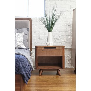 Cottle 1 Drawer Nightstand