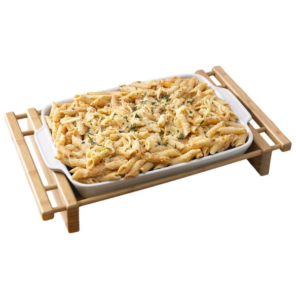 Grand Buffet Lasagna/Roaster Bakeware Dish by Creative Home