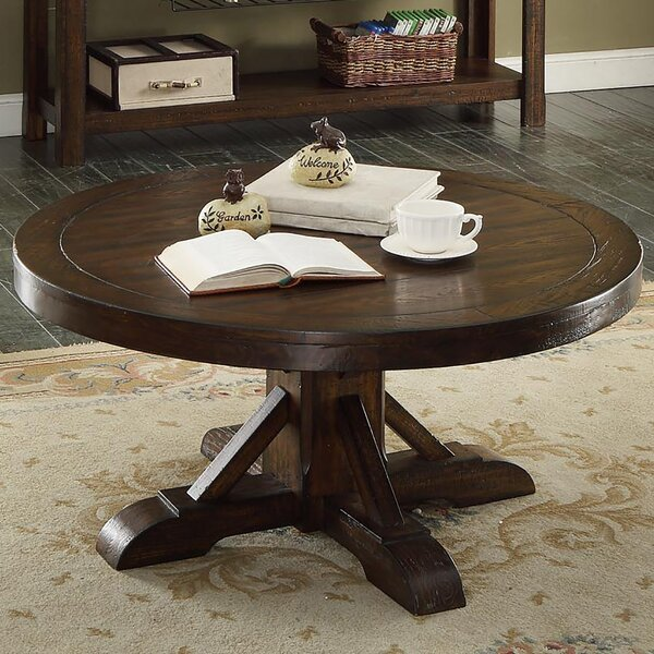 Tremper Coffee Table by Millwood Pines