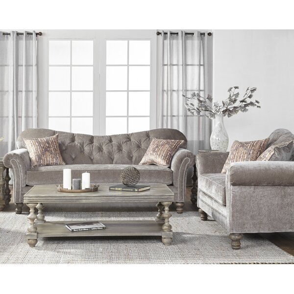 Hesse Configurable Living Room Set by Charlton Hom