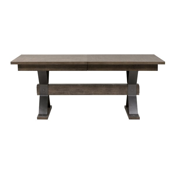 Cleaver Dining Table by Gracie Oaks