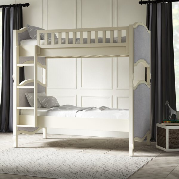 Platte Twin over Twin Bunk Bed by Greyleigh