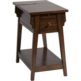 Amboyer End Table with Storage by Darby Home Co SKU:BB286641 Information
