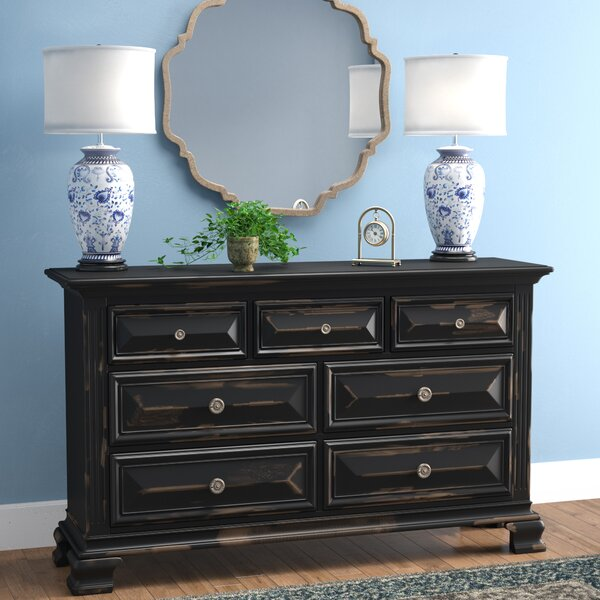 Ashkum 7 Drawer Dresser by Darby Home Co