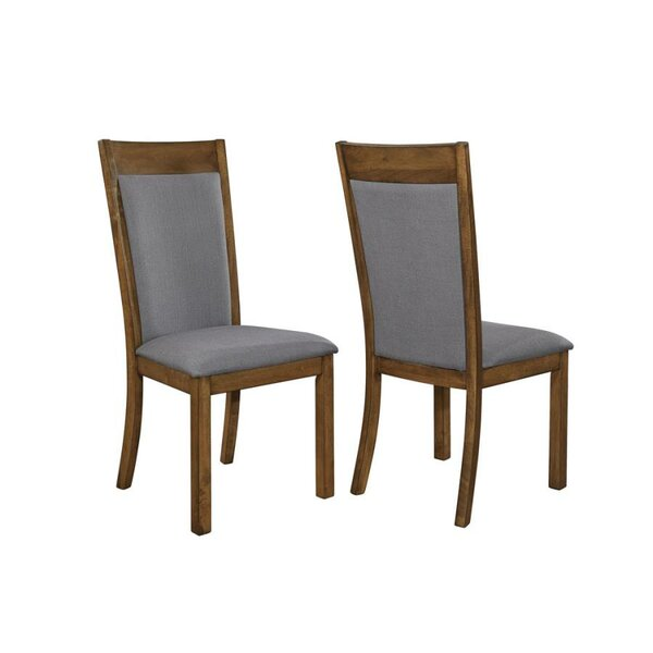 Willeford Upholstered Dining Chair (Set of 2) by Ophelia & Co.