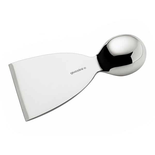 Forma Steel Bell Shaped Cheese Knife by Guzzini