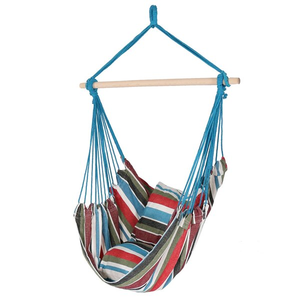 Darcey Hanging Chair Hammock by Highland Dunes