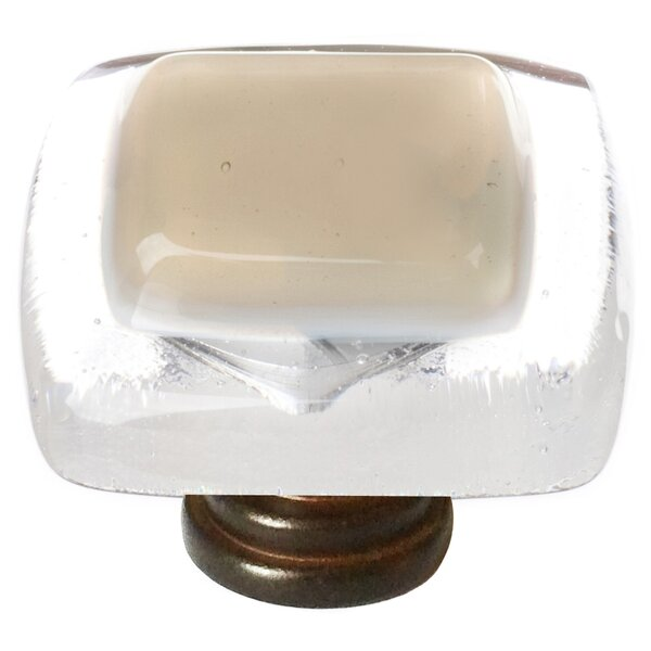 Reflective Square Knob by Sietto