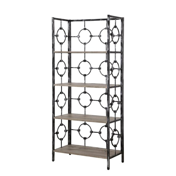 Lacy Etagere Bookcase by Wrought Studio