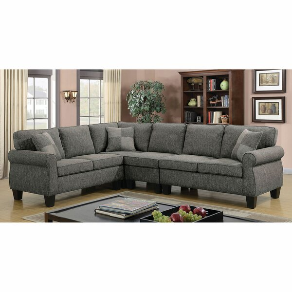 Outdoor Furniture Hollifield Left Hand Facing Sectional