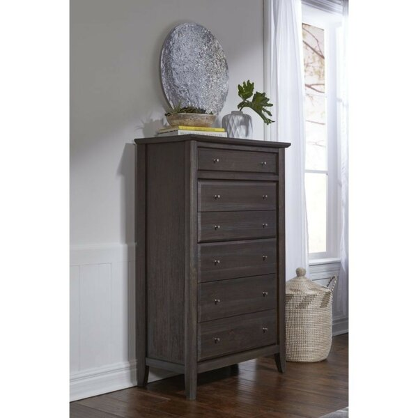 Rosen 6 Drawers Chest by Canora Grey