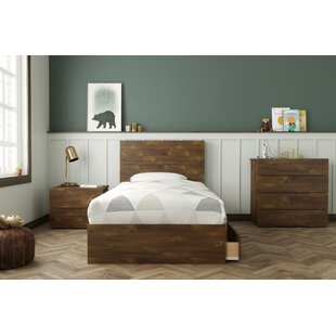 Eilene Twin Platform 4 Piece Bedroom Set By Latitude Run