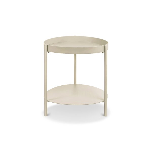 Mid Century End Table by Capsule Home