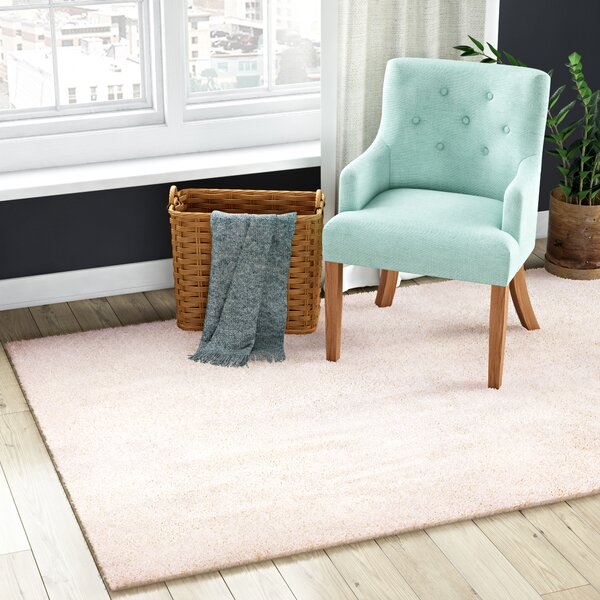 Dondre Vanilla Indoor Area Rug by Ebern Designs