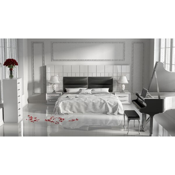 Longville Standard 4 Piece Bedroom Set by Mercer41