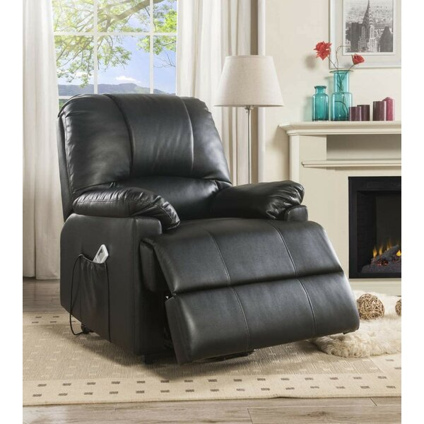 Power Reclining Heated Massage Chair W003195385