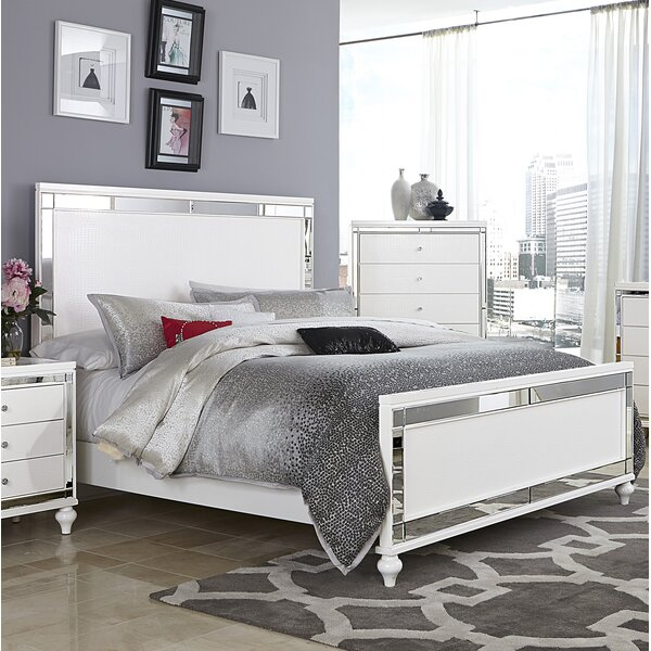 Ebenezer Queen Standard Bed by Rosdorf Park