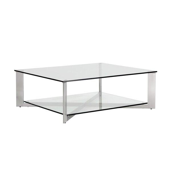 Place Coffee Table By Orren Ellis