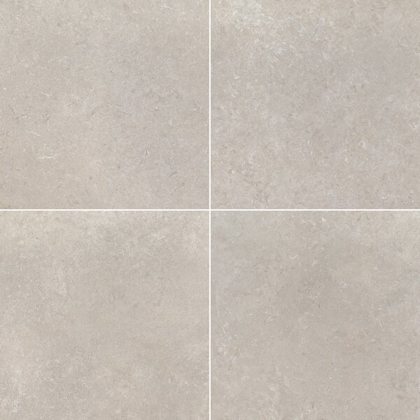 24 x 24 Porcelain Field Tile in Livingstyle Pearl by MSI