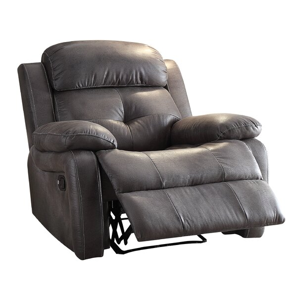 Ayla Manual Recliner by Millwood Pines