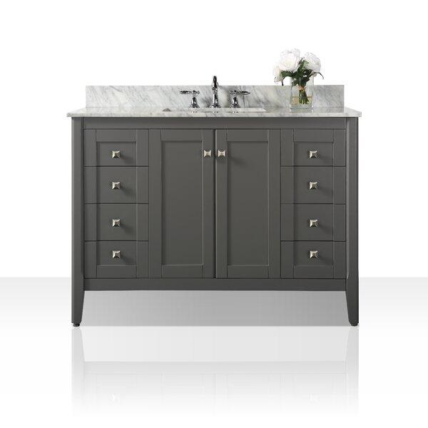 Shelton 48 Single Bathroom Vanity Set by Ancerre Designs