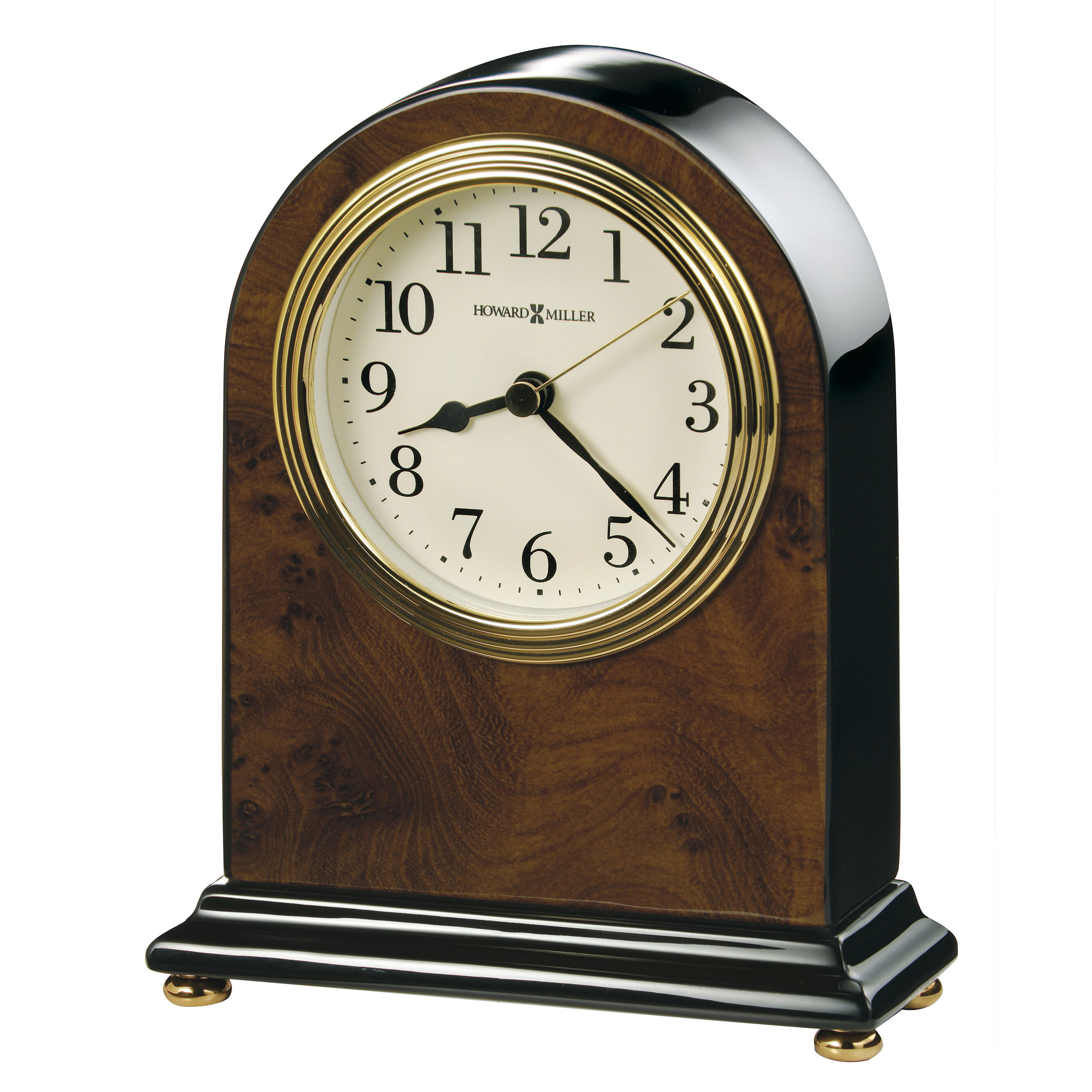 Howard Miller Bedford Table Clock U0026 Reviews | Wayfair