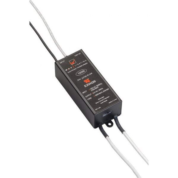 Class 100W 120V Electronic Transformer by WAC Lighting