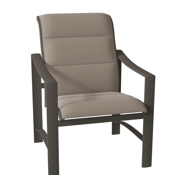 Kenzo Swivel Patio Dining Chair by Tropitone