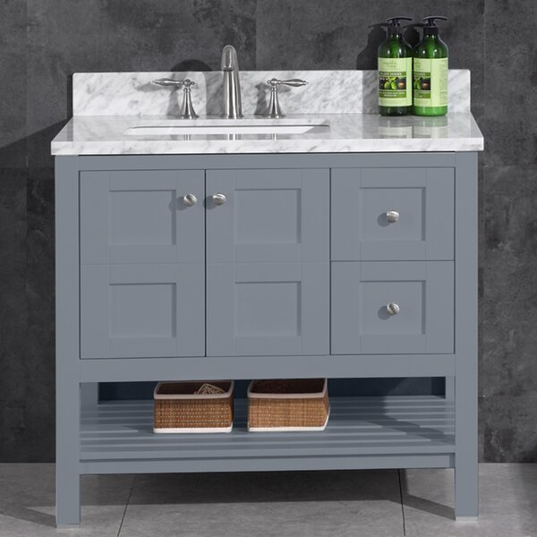 Clare 36 Single Bathroom Vanity by Breakwater Bay