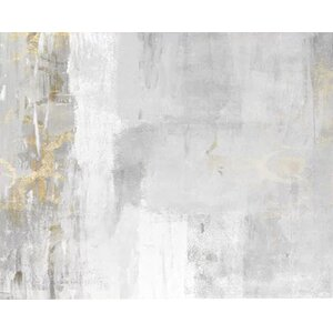 Abstract Elegance Painting Print on Wrapped Canvas by Langley Street