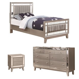 Alessia Panel Configurable Bedroom Set By Willa Arlo Interiors