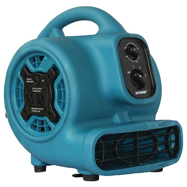Air Mover Floor Fan by XPOWER