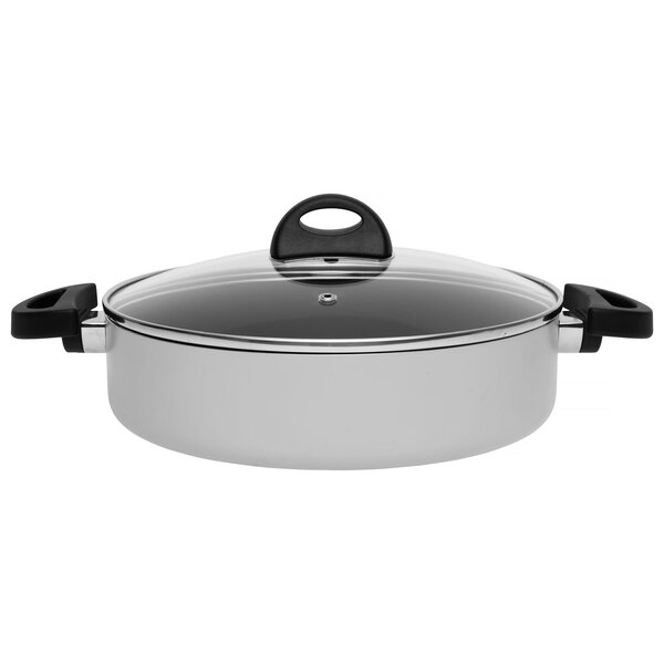 Eclipse 3.4 qt. Covered 2-Handle Saute Pan with Lid by BergHOFF International