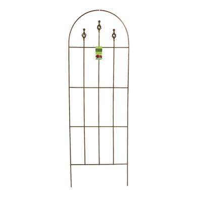Gothic Metal Arched Trellis World Source Partners