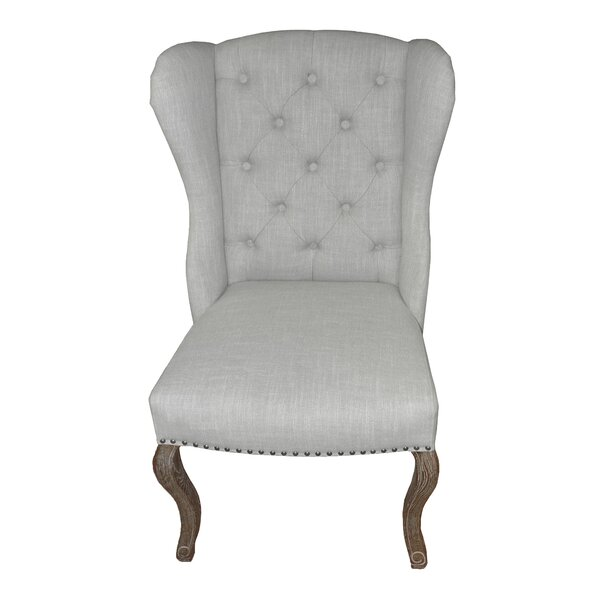 Dan Wingback Chair by Alcott Hill