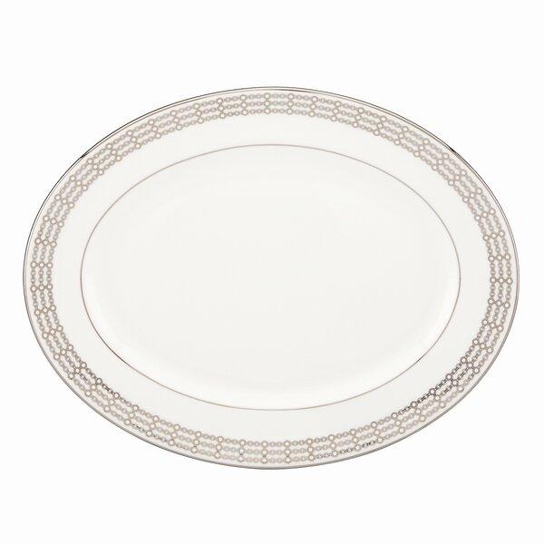 Embraceable Oval Platter by Lenox