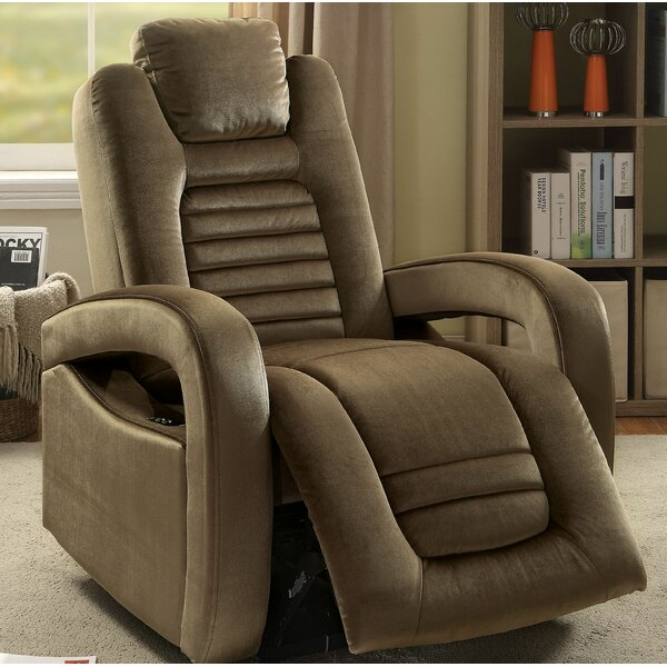 Arrington Power Recliner by Latitude Run