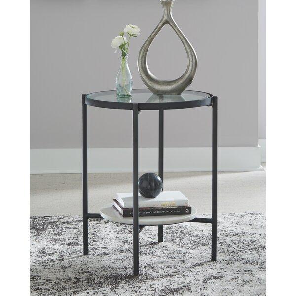 Ishan End Table By Brayden Studio