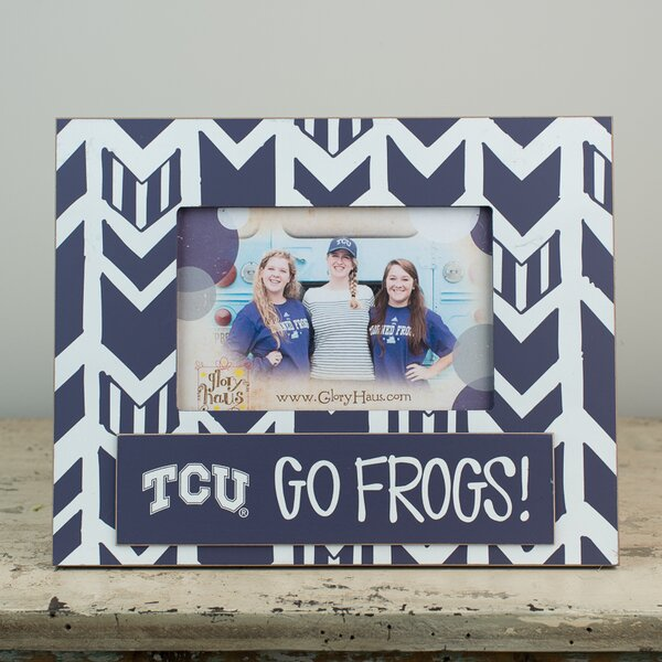 TCU Arrow Picture Frame by Glory Haus