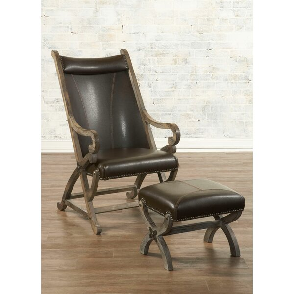 Enlow Armchair by Astoria Grand