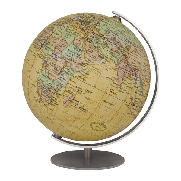 Mini Antique Globe by Columbus Globe