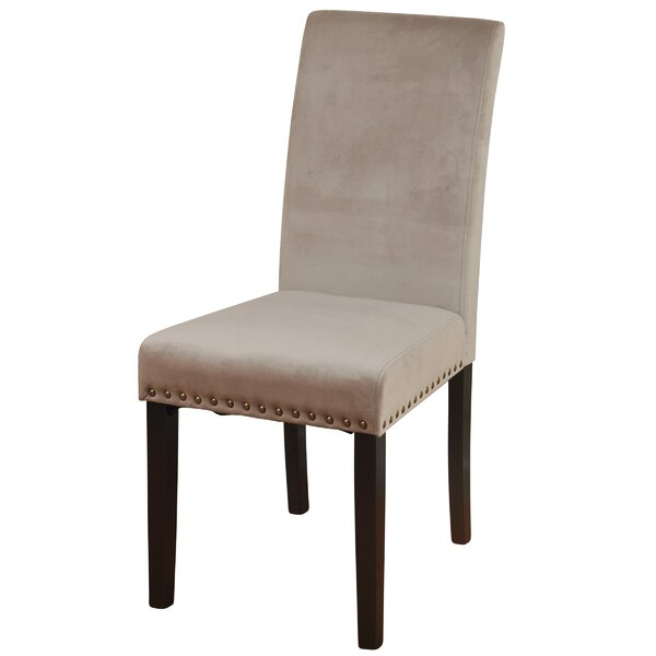 Imel Upholstered Dining Chair by Charlton Home