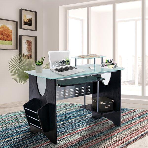 Luhrmann Glass Desk