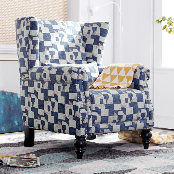 Herrington Accent Wingback Chair by Red Barrel Studio