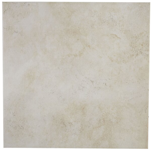 Nantucket 16 x 16 Ceramic Field Tile in Mist by Itona Tile