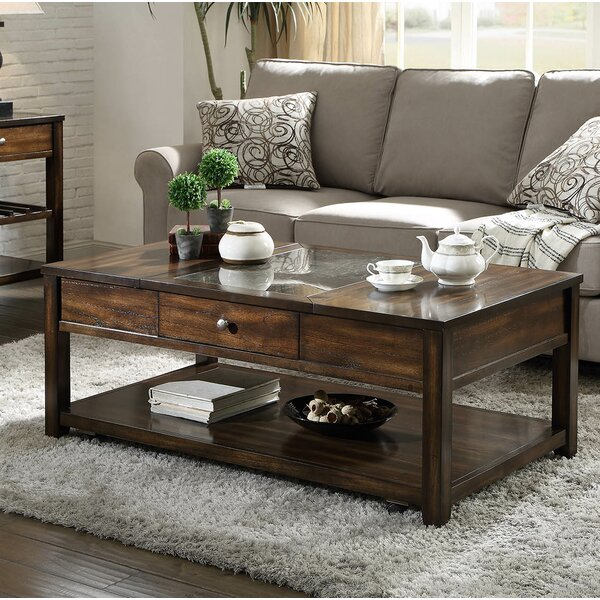 Diggins Lift Top Coffee Table by Darby Home Co Darby Home Co