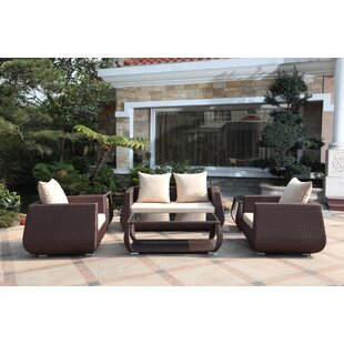 Homewood 6 Piece Sofa Set with Cushions ByOrren Ellis