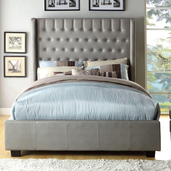 Estelle Upholstered Standard Bed By Red Barrel Studio®